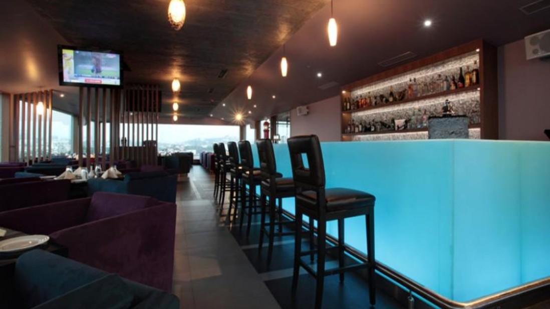 Aqua Spirit Restaurant Hotel Daspalla Hyderabad 1