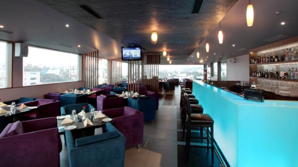 Aqua Spirit Restaurant Hotel Daspalla Hyderabad 2