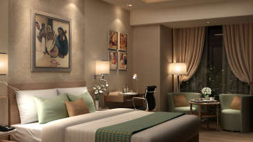 Superior Rooms at Golden Sarovar Portico Amritsar, Rooms in amritsar