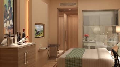 Executive Rooms at Golden Sarovar Portico, Amritsar