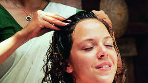 The Haveli Hari Ganga  Haridwar Head Massage at The Haveli Hari Ganga Hotel Haridwar