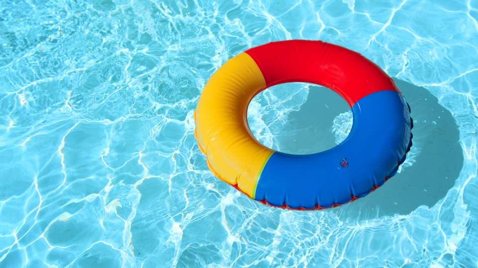 swimming pool at orchid hotel mumbai vile parle - 5 star hotel near mumbai airport