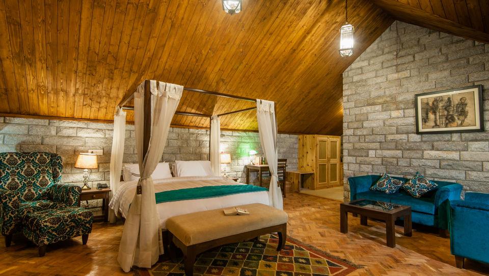 Premier Luxury Suite LaRiSa Mountain Resort Manali 3, Best Resort in Manali