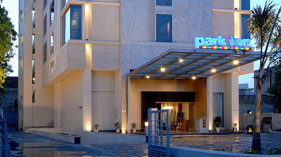 Park Inn Jaipur Exterior
