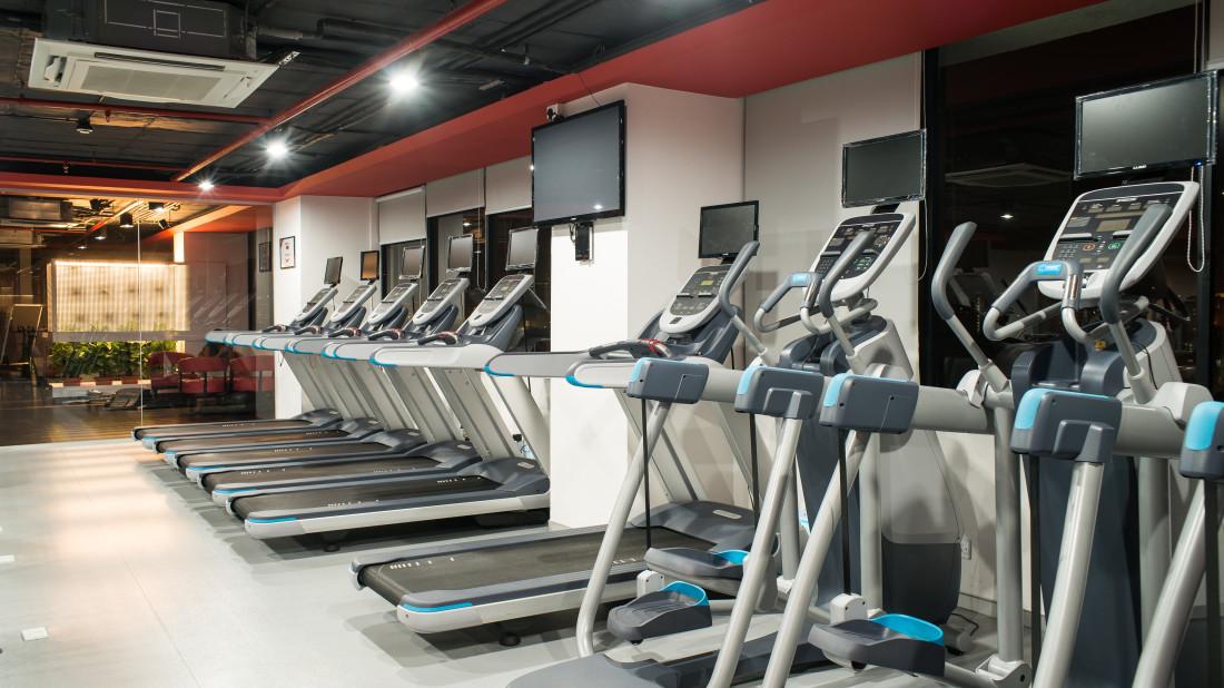 Gym Hotel Daspalla Hyderabad 1