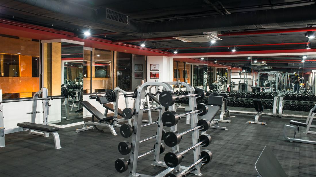 Gym Hotel Daspalla Hyderabad 5