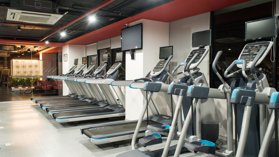 Gym Hotel Daspalla Hyderabad 1