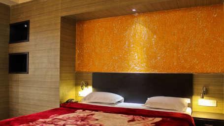 The Palm Resort, Bhilwara Bhilwara Super Deluxe Room The Palm Resort Bhilwara