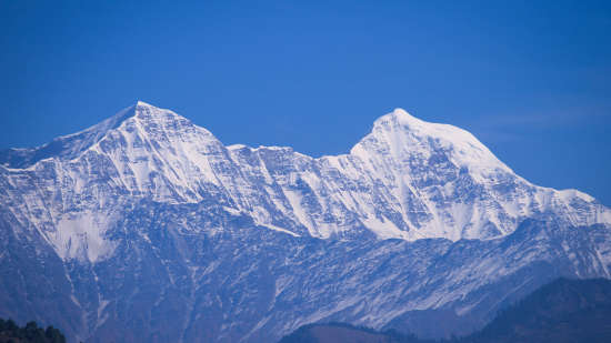 Yamunotri Peak Shaheen Bagh. Char dham temples