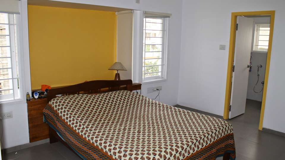 Casa Cottage Hotel, Bangalore Bangalore Casa Milton - Cooke Town - Furnished Apartment 2 BHK - Room 1