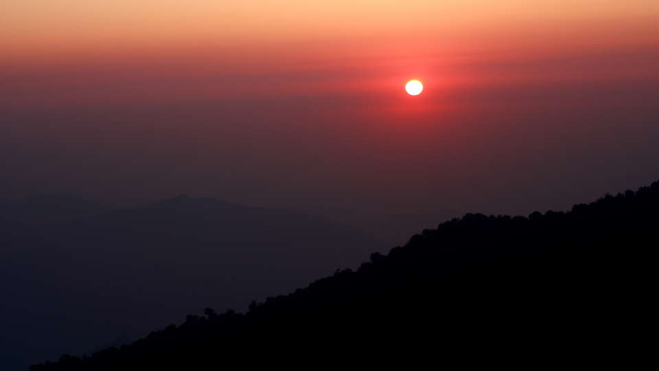 Central Gleneagles, Darjeeling Darjeeling sunrise view