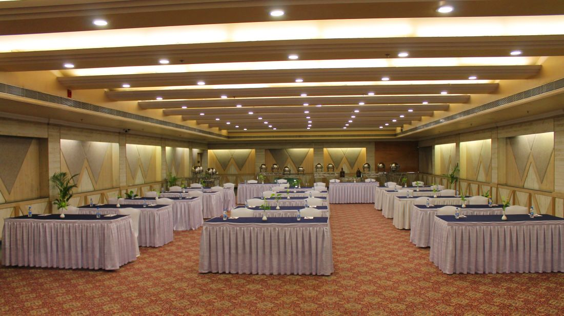 Sunset Hall 1 The Piccadily Lucknow