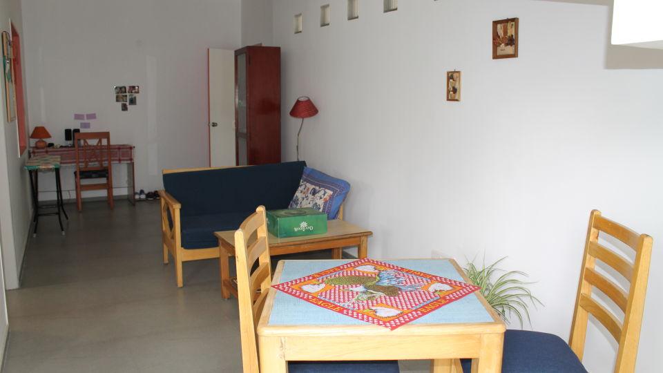 Casa Cottage Hotel, Bangalore Bangalore Casa Milton - Cooke Town - Furnished Apartment - Studio - Living Room