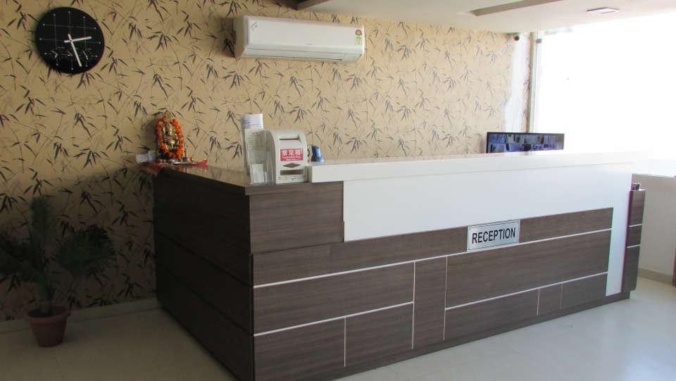 Hotel Skyland, Ahmedabad Ahmedabad Reception 4