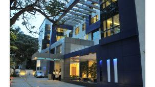 Hotel Adarsh Hamilton - Richmond Town, Bangalore Bangalore Hotel Adarsh Hamilton in Richmond Town Bangalore Luxury Hotel HOTEL. 1