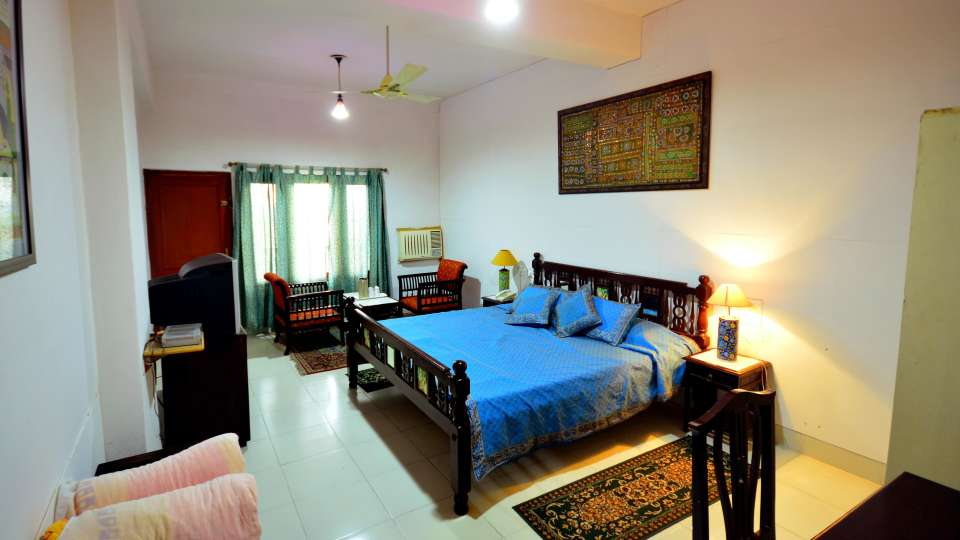 Royal Deluxe Double Room  of Umaid Lake Palace Hotel Kalakho Dausa Rajasthan
