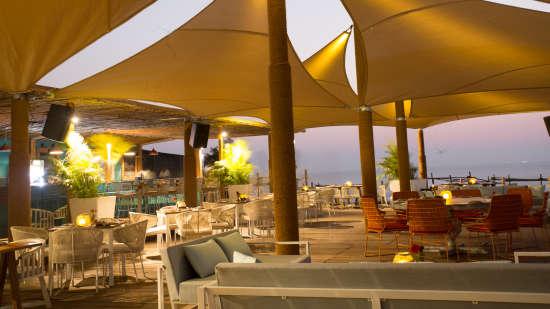Morjim Beach Party, Living Room Beach Resort, Goa, Events in Morjim 3