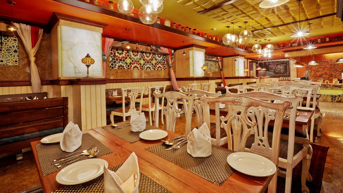 The Spice Hotel in Chennai, Hablis Hotel, Restaurant in Chennai 4