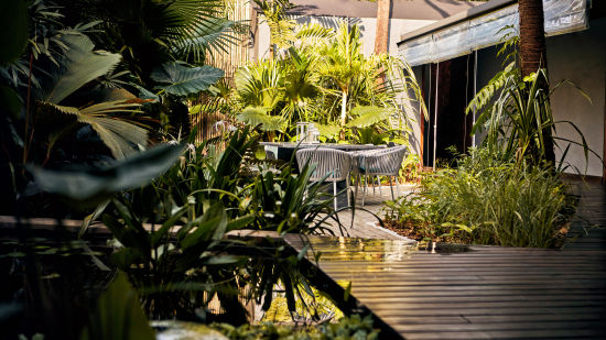 Villa in Palms by Vescapes, Luxury Getaways in North Goa 10