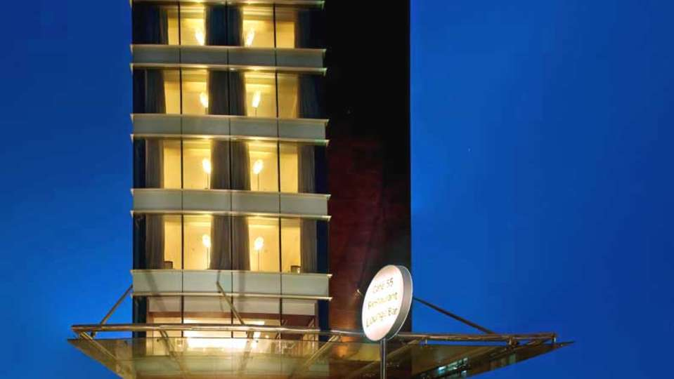facade at Park Inn, Gurgaon - A Carlson Brand Managed by Sarovar Hotels, best hotels in gurgaon