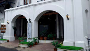 Hotel Arches, Fort Kochi Kochi Front view Hotel Arches Fort Kochi