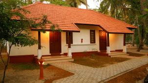 Cottage 1, Contact Beach Resort in Marari, Beach resorts in Allepey, 4 Star Resorts in Alleppey, Best Beach Resorts in Alleppey, Best Beach Resorts Near Cochin, Beach Resorts in Kerala