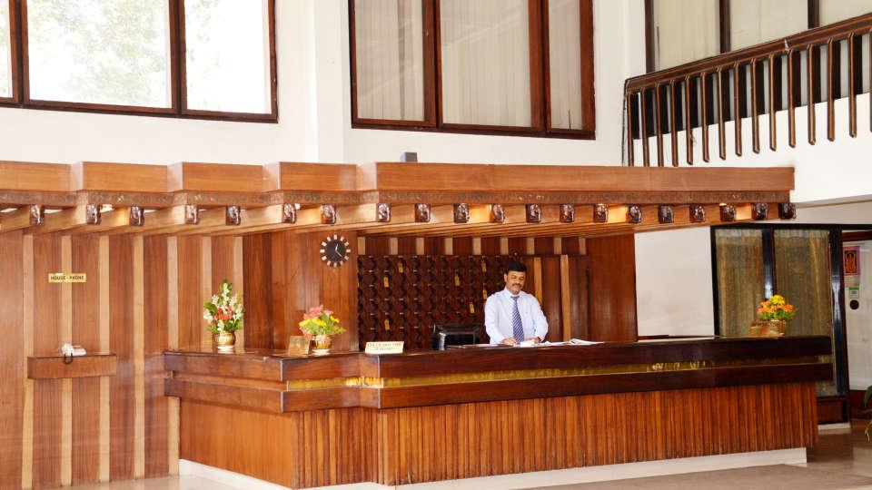 Hotel Chalukya, Bangalore Bangalore Reception Hotel Chalukya Bangalore 2