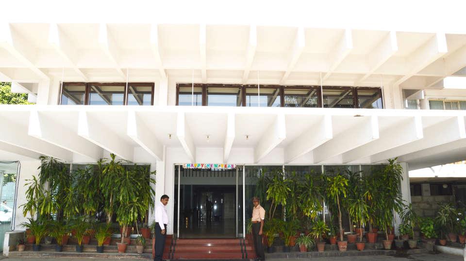 Hotel Chalukya, Bangalore Bangalore Entrance Hotel Chalukya Bangalore