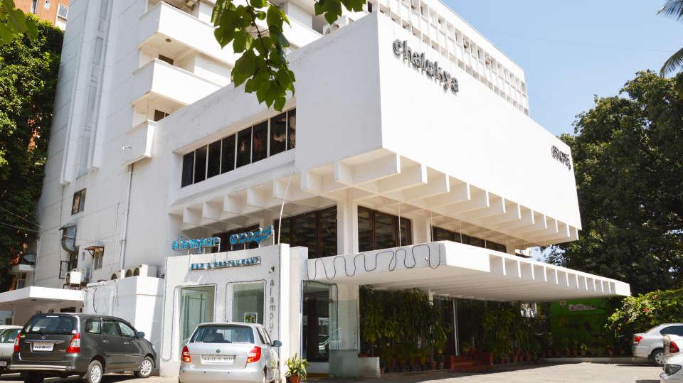 Hotel Chalukya, Bangalore Bangalore Facade Hotel Chalukya Bangalore 2