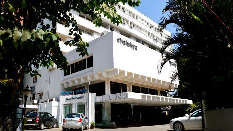 Hotel Chalukya, Bangalore Bangalore Facade Hotel Chalukya Bangalore 3
