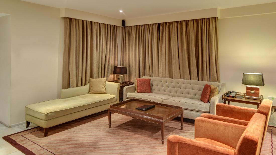 Hotel Z Luxury Residences, Juhu, Mumbai  Mumbai Pent house living rm