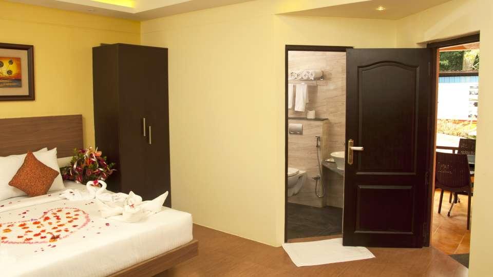 TGI Star Holiday Resort, Yercaud Yercaud Superior Room TGI Star Holiday Resort Yercaud 4