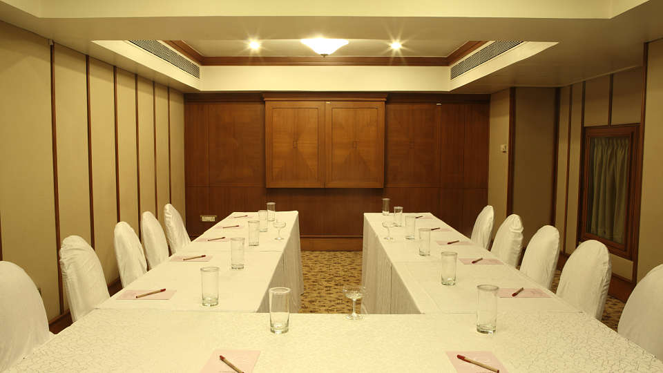 Senate Conference Room at The Orchid Hotel Mumbai