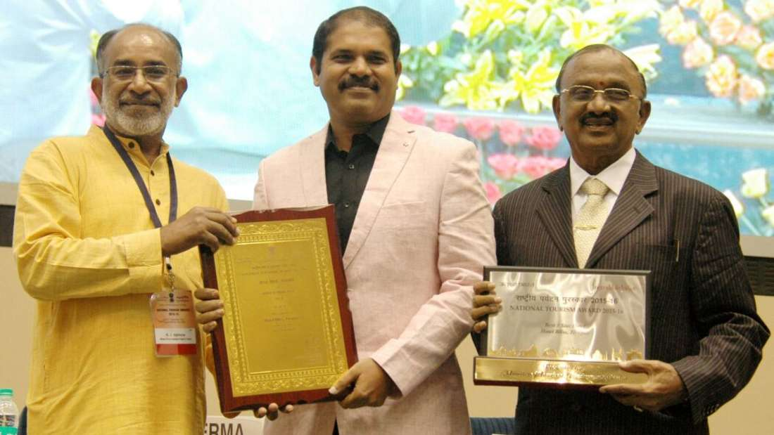 Hotel Bliss, Luxury Hotel in Tirupati, Online Booking Awards National Tourism Award