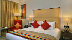 Deluxe Room Park Plaza Zirakpur 1