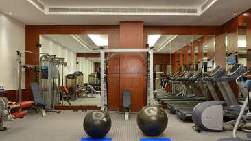Fitness Center Park Plaza Zirakpur