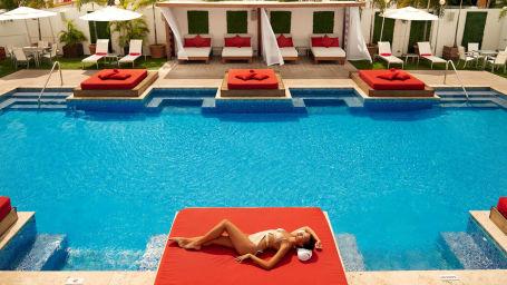Spanish Court Kingston  Cabana Pool-5