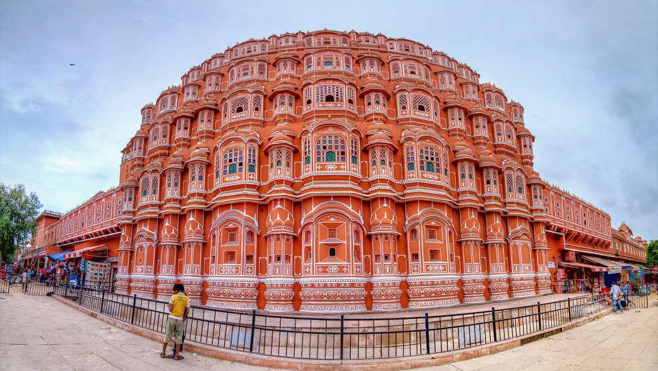 A.HawaMahal-Jaipur
