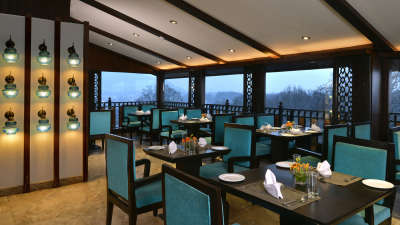 Restaurant at RK Sarovar Portico Srinagar 2