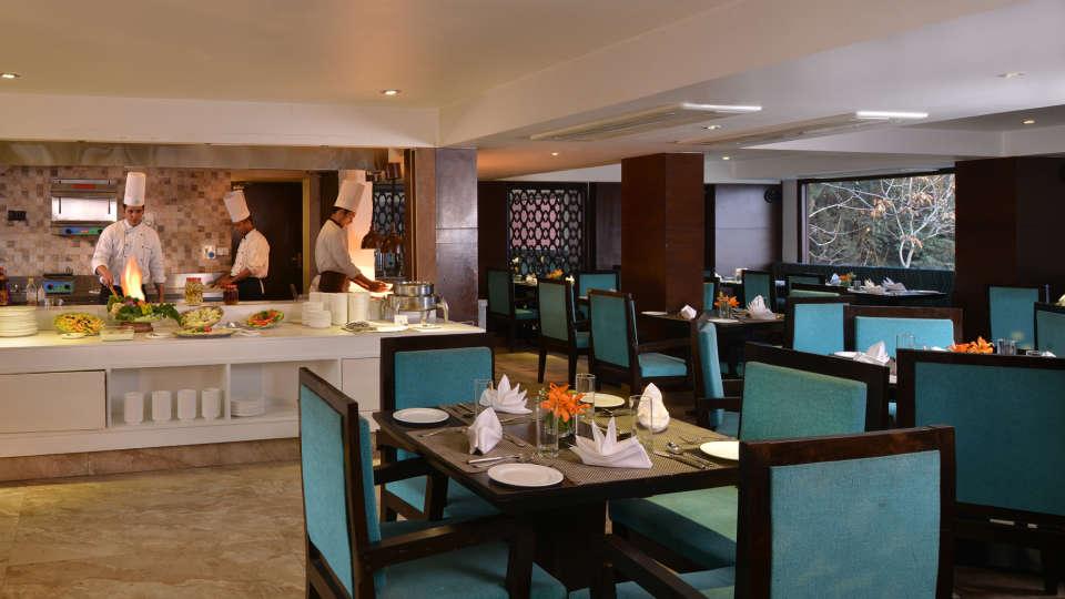 Restaurant at RK Sarovar Portico Srinagar 5
