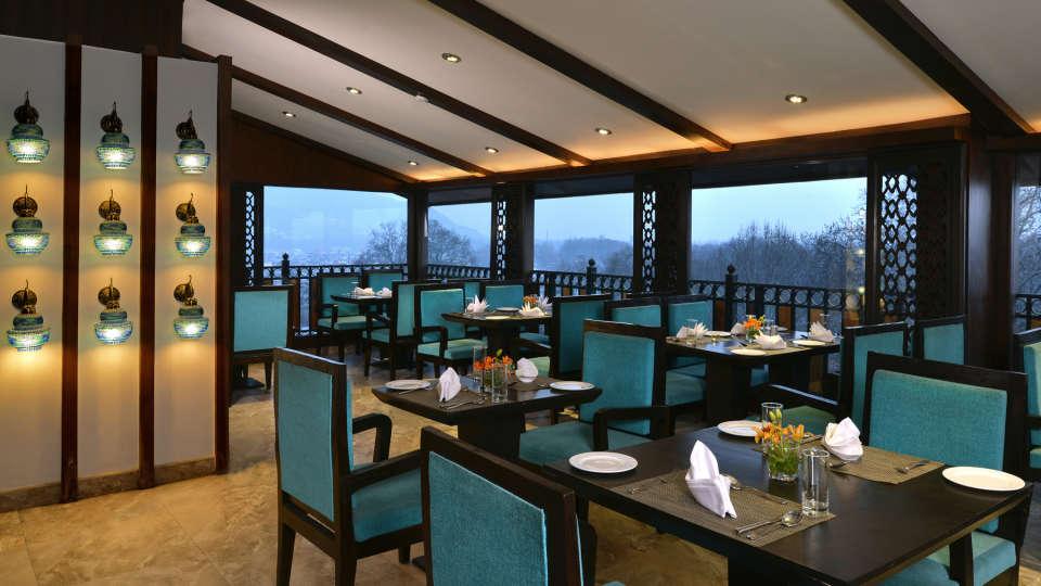 Restaurant RK Sarovar Portico Srinagar 2