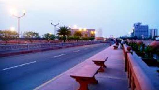 Marine Drive Gomtinagar,La place sarovar portico lucknow, best hotels in lucknow