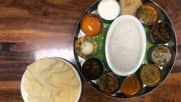 South Indian Non Veg Thaali