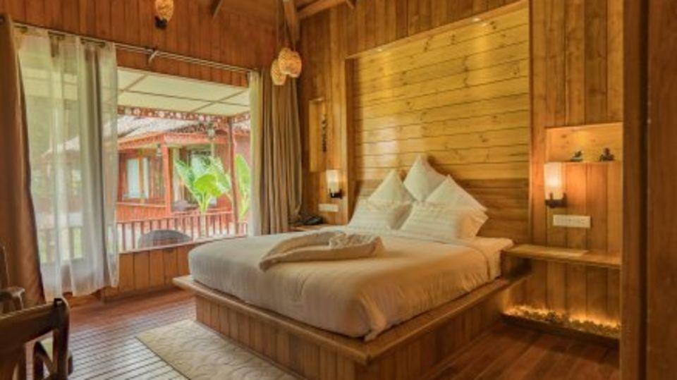 coral suites, coral reef resort havelock, resort in swaraj dweep