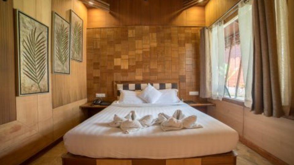 premium rooms, coral reef resort havelock, resort in havelock private beach