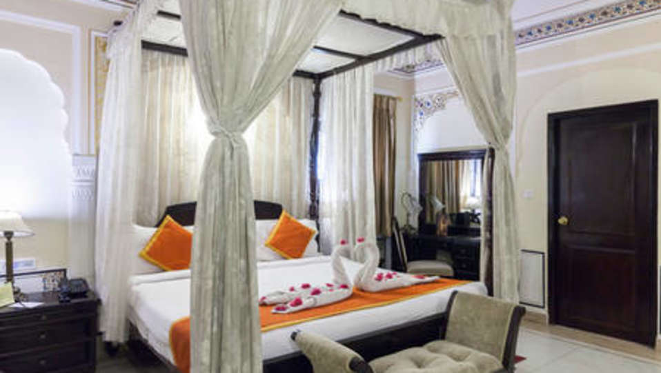 Traditional Heritage Haveli Hotel, Jaipur Jaipur 0de5e027-b980-4951-8d5b-2f83393934b3