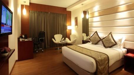 Superior Room Hotel Daspalla Hyderabad