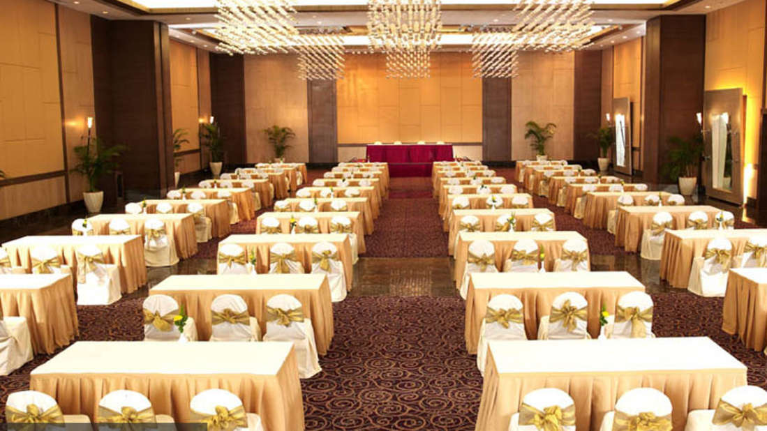 Convention Centre at The Retreat Hotel and Convention Centre Malad Mumbai, halls in madh island