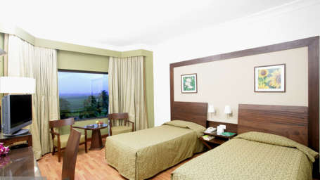 Deluxe Room at The Retreat Hotel and Convention Centre Madh Island Mumbai