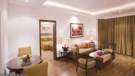 Superior Suite at The Retreat Hotel and Convention Centre Madh Island Mumbai, Best Hotels in Madh Island 1